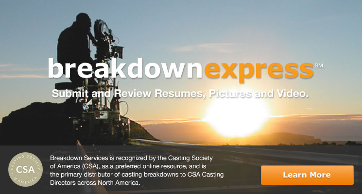 Welcome to Breakdown Express.